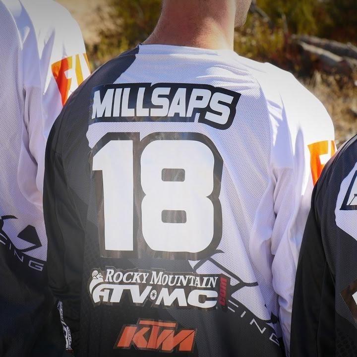 2017 Rocky Mountain ATV/MC-KTM-WPS Race Team