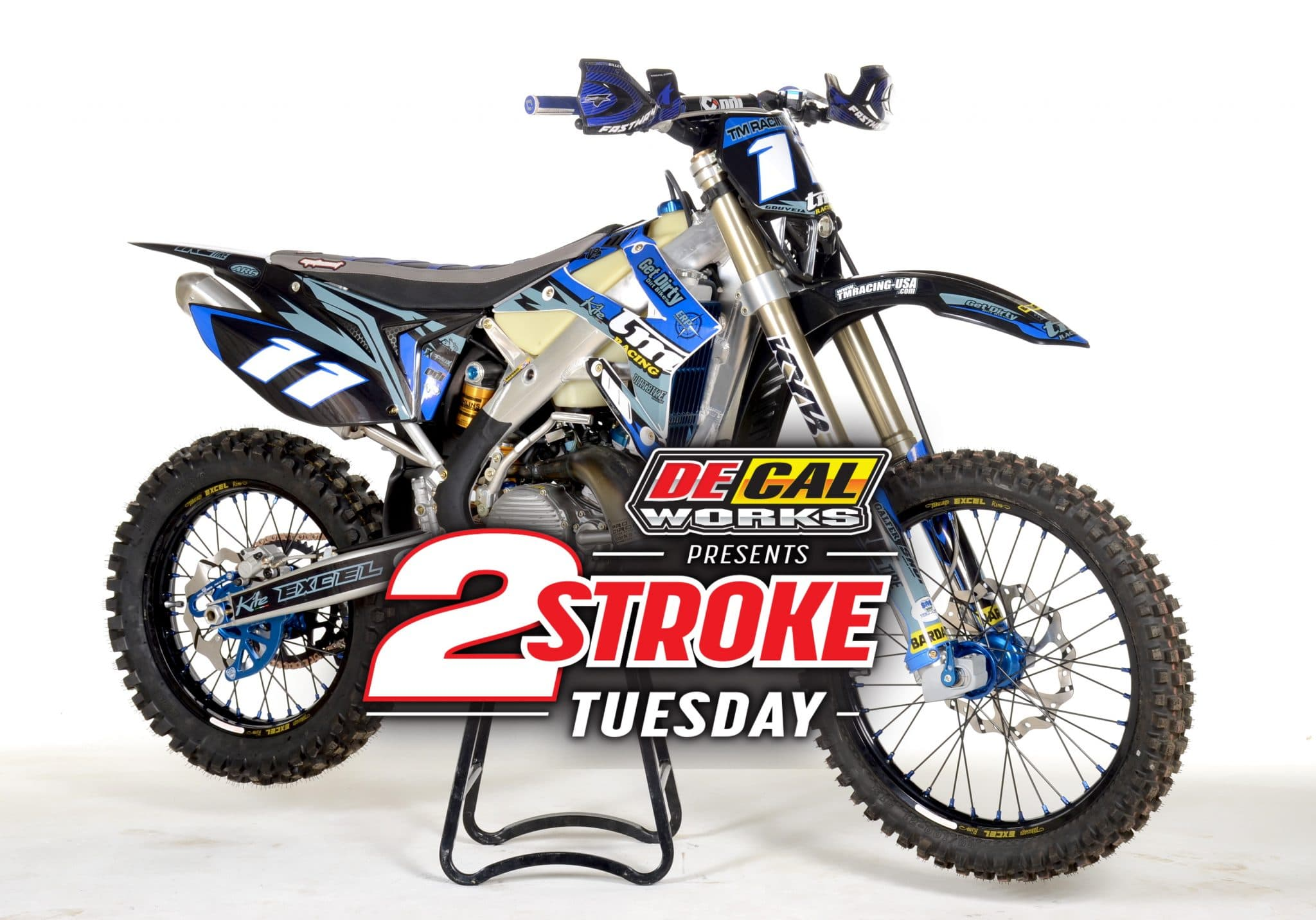 2021 TM300 EXTREME ENDURO BUILD: TWO-STROKE TUESDAY | Dirt Bike Magazine
