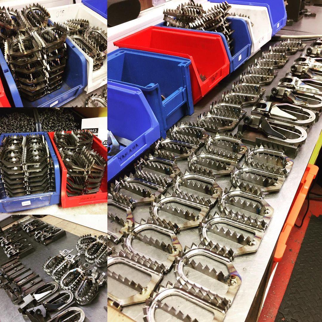 Parts parts parts  #workshopwednesday #p...
