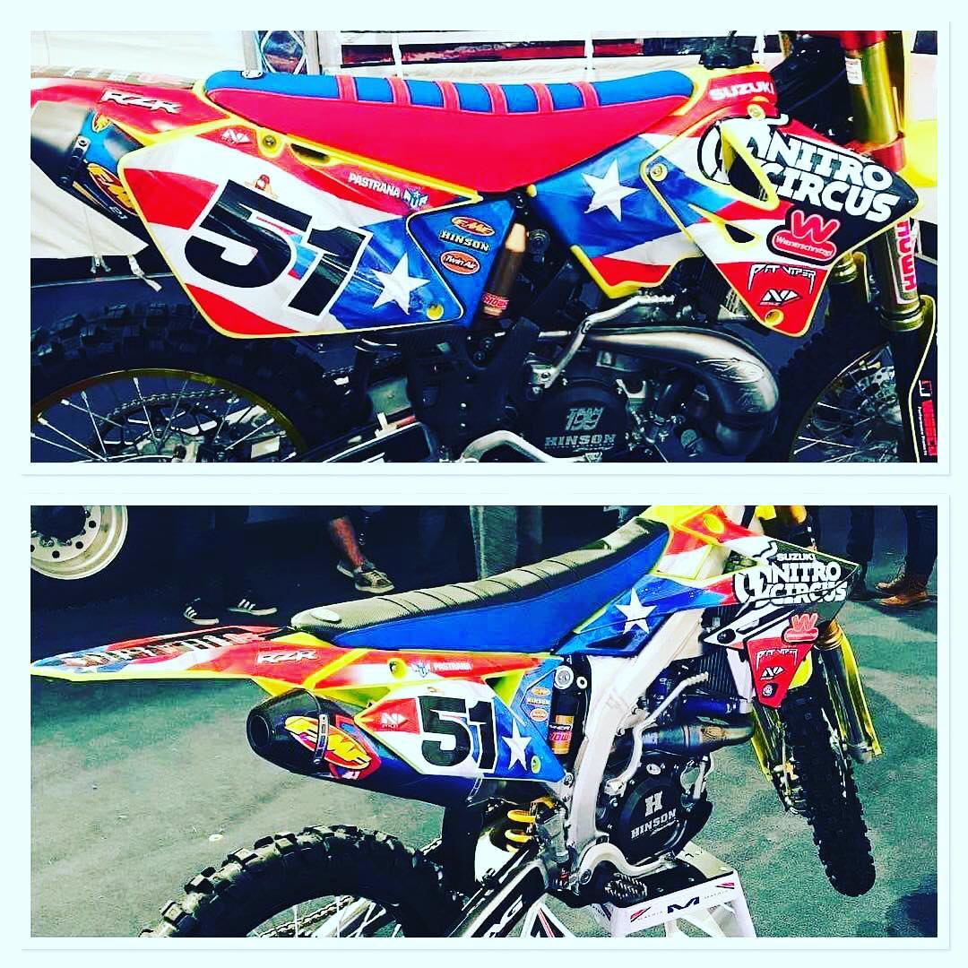 TP199 is ready to go  #mxon #mxon2018 #r...