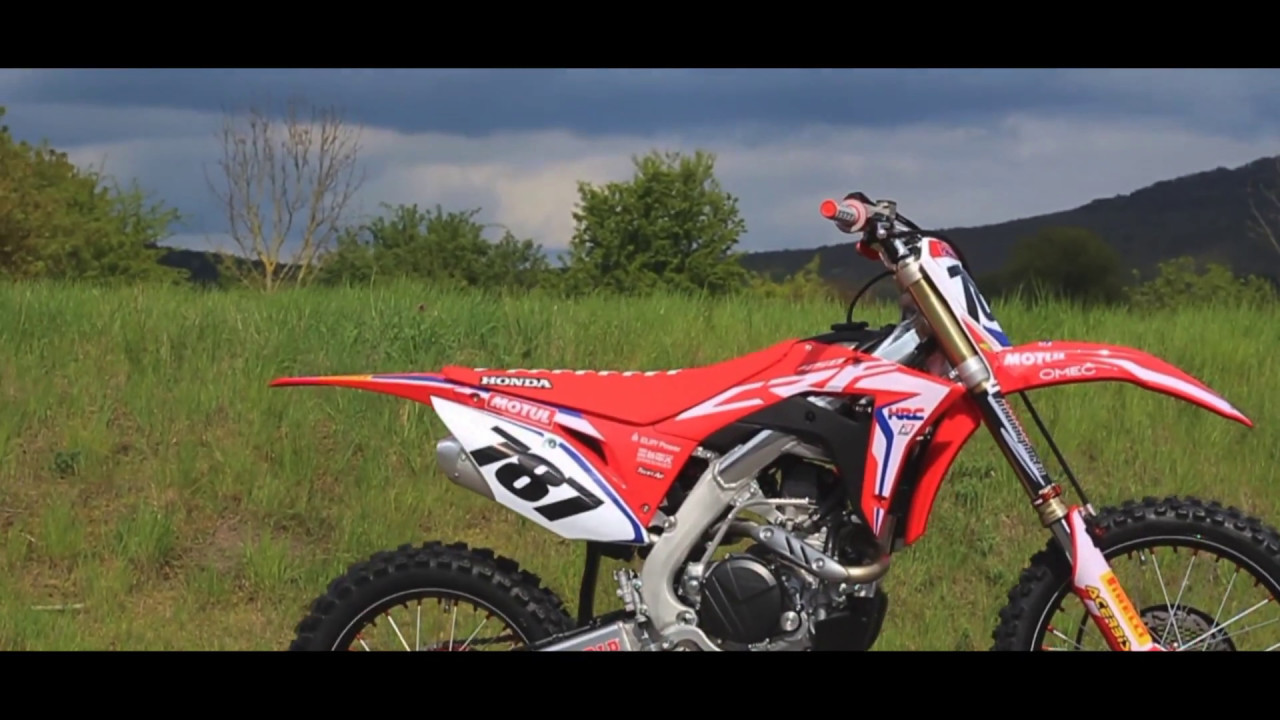 Diller Powerparts I Bikeporn I Honda CRF450 -17'