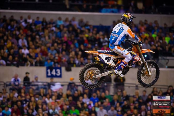 Indy 450SX Main Event...