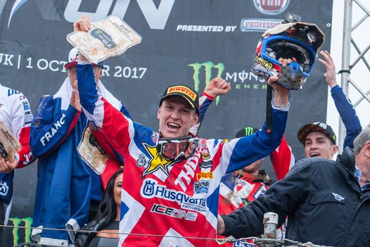 Max Power does the job in style at MXON ...