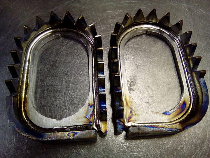 Next-level welding....