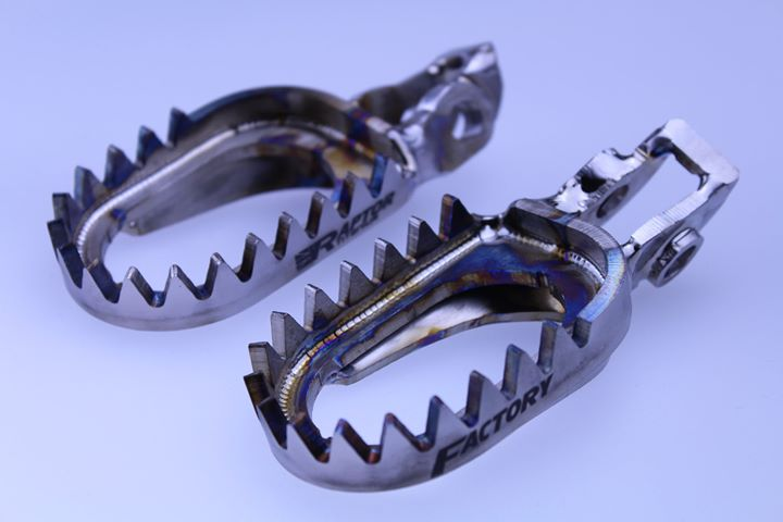 Raptor Titanium RME016 KTM / Husq Enduro...